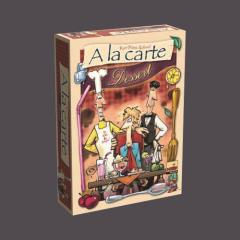 A la Carte - Dessert Expansion