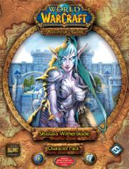 Character Pack - Shailara Witherblade