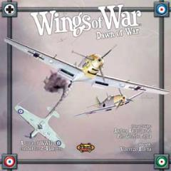 Wings of War WWII 2-Pack - Dawn of War & Fire in the Sky