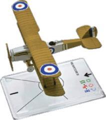 De Havilland D.H. 4 - Cadbury & Leckie