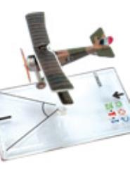 Nieuport 17 - Nungesser