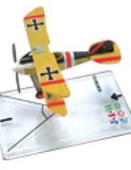 Albatros D. III - Hautzmayer