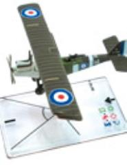 RAF RE8 - Ferguson & Fry