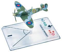 Supermarine Spitfire Mk. II - Adolphe Vybral