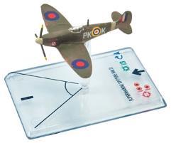 Supermarine Spitfire Mk. II - Jan Falkowski