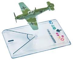Messerschmitt Bf 109 E-3 - Werner Molders