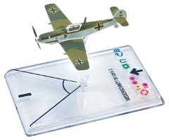 Messerschmitt Bf 109 E-3 - Wilhelm Balthasar