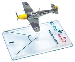 Messerschmitt Bf 109 E-4 - Adolf Galland