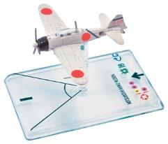 Mitsubishi A6M2 Reisen - Saburo Sakai