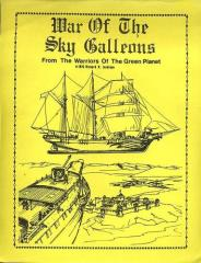Warriors of the Green Planet #2 - War of the Sky Galleons