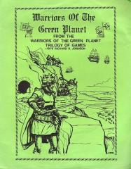 Warriors of the Green Planet #3 - Warriors of the Green Planet