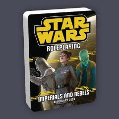 Adversary Deck - Imperials & Rebels I