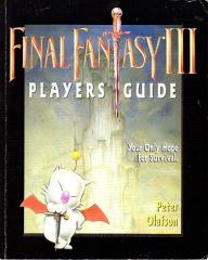 Final Fantasy III - Players Guide
