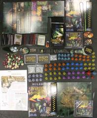 Invasion from Outer Space - The Martian Game - 2 Combined Copies w/Bonus Miniatures!