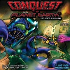 Conquest of Planet Earth - The Space Alien Game