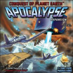 Conquest of Planet Earth - Apocalypse Expansion