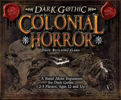 Touch of Evil, A - Dark Gothic, Colonial Horror Expansion