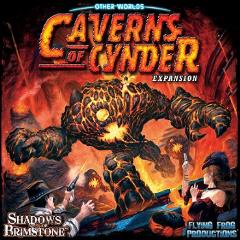 Caverns of Cynder Expansion