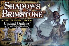 Undead Outlaws Deluxe Enemy Pack