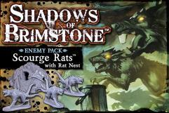Scourge Rats w/Rat Nest