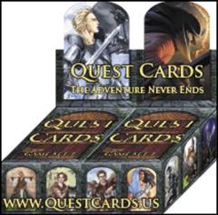 Quest Cards - Game Set #1