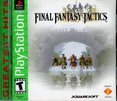 Final Fantasy Tactics (Greatest Hits Edition)