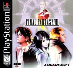 Final Fantasy VIII (Black Label)