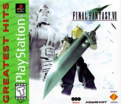 Final Fantasy VII (Greatest Hits Edition)