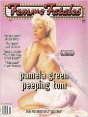 "Vol. 5, #1 ""Pamela Green"""