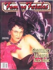 "Vol. 5, #4 ""Sigourney Weaver - Alien"""