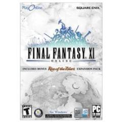 Final Fantasy XI Online Collection - Original Game + 2 Expansions!