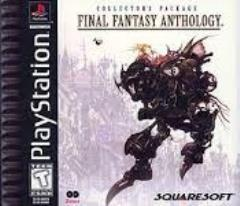 Final Fantasy Anthology (Black Label)