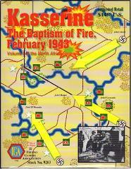 Kasserine - The Baptism of Fire, 1943