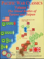 Pacific War Classics #1 - The Island Battles of Tarawa and Saipan