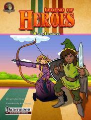 8-Bit Adventure - Legend of Heroes