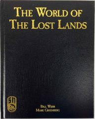 World of the Lost Lands, The (System Neutral) (Leather Bound Collector's Edition)