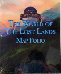 Map Folio - The World of the Lost Lands