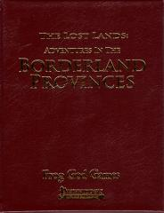 Adventures in the Borderland Provinces (Limited Edition) (Pathfinder)