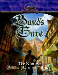 Bard's Gate - The Riot Act (Swords & Wizardry)