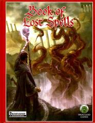 Book of Lost Spells (Pathfinder)