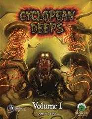 Cyclopean Deeps Volume 1 (Swords & Wizardry)