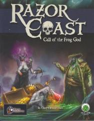 Razor Coast - Call of the Frog God (Limited Edition) (Swords & Wizardry)