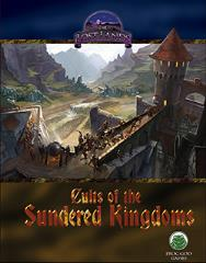 Cults of the Sundered Kingdoms (w/PDF) (Pathfinder)