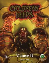Cyclopean Deeps Volume 2 (Swords & Wizardry)