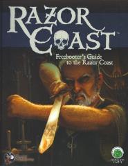 Freebooter's Guide to the Razor Coast (w/PDF) (Swords & Wizardry)