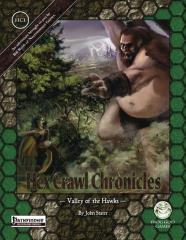Hex Crawl Chronicles #1 - Valley of the Hawks (Pathfinder)