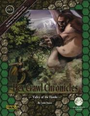 Hex Crawl Chronicles #1 - Valley of the Hawks (Swords & Wizardry)