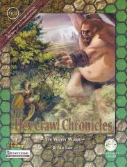 Hex Crawl Chronicles #2 - The Winter Woods (Pathfinder)