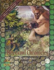 Hex Crawl Chronicles #2 - The Winter Woods (Swords & Wizardry)