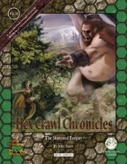 Hex Crawl Chronicles #4 - The Shattered Empire (Swords & Wizardry)